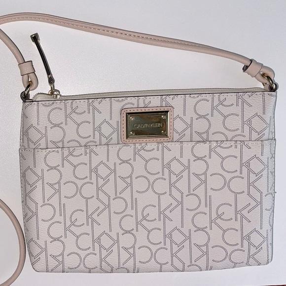 Calvin Klein crossbody bag.